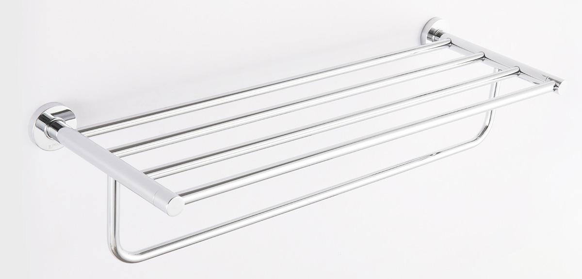 水鹿卫浴-配件-挂件-伊奈同厂同款浴巾架-锌合金+不锈钢