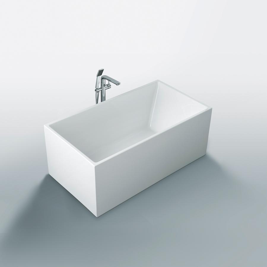 水鹿独立式浴缸-亚克力小芳