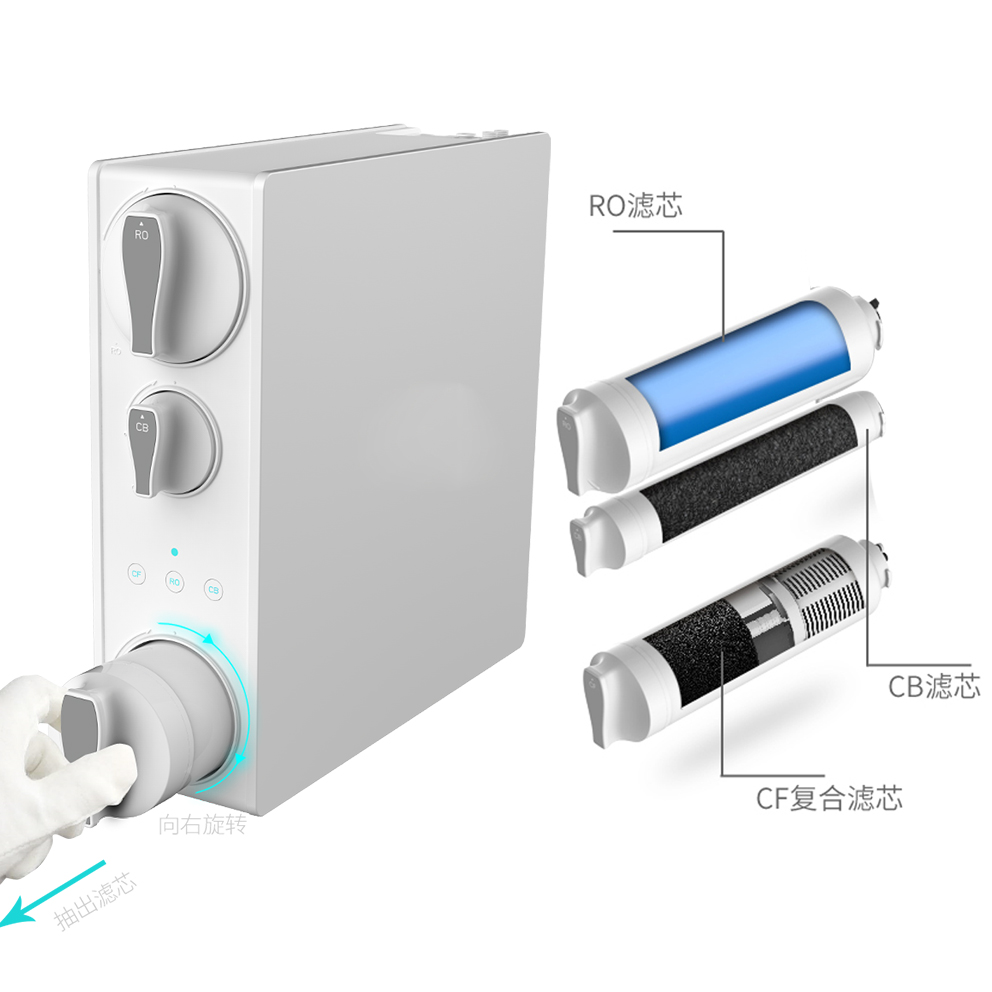 滤芯-RO反渗透净水器G3