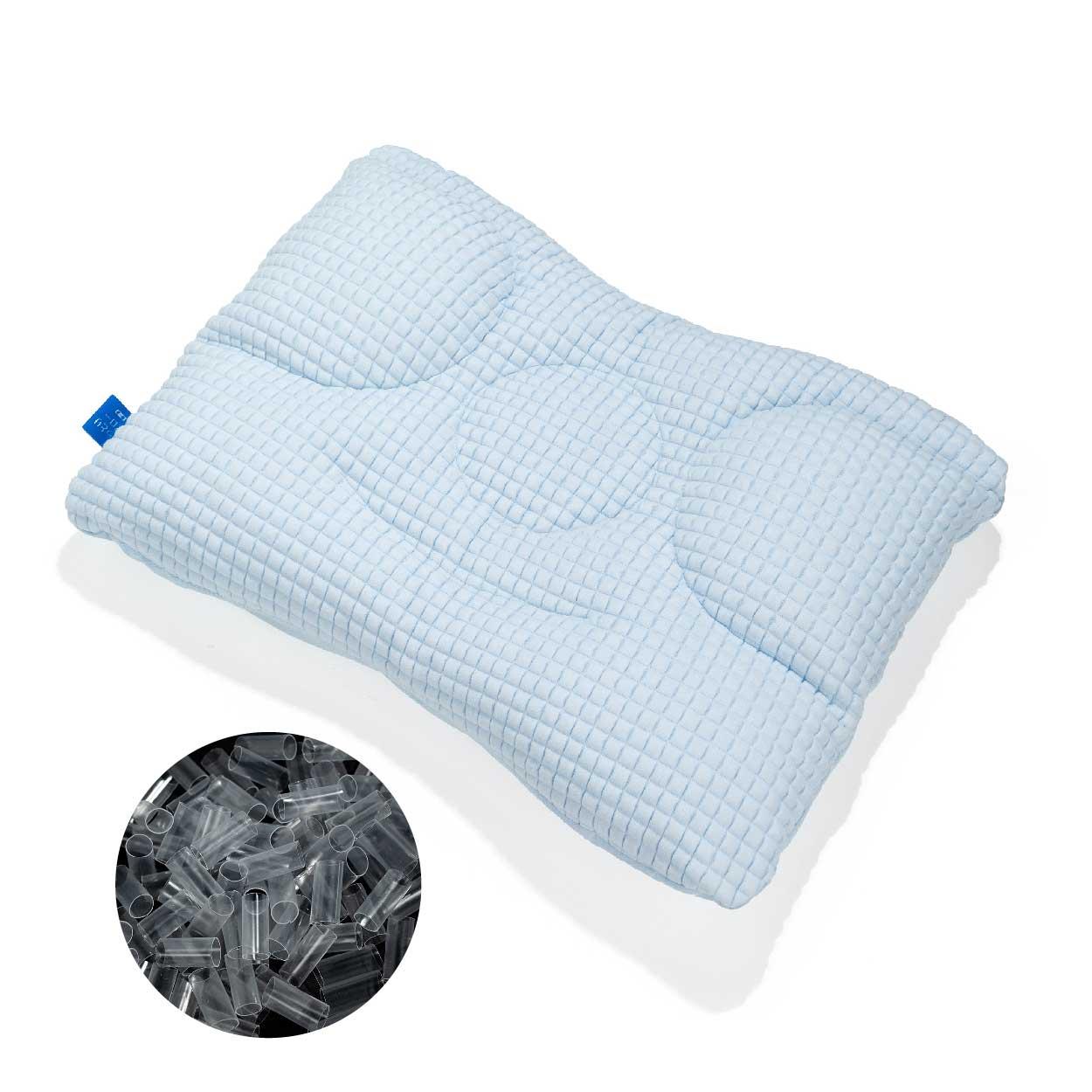 水鹿RICO粒子枕-乐眠肌肉枕/真丝舒眠枕积分商品