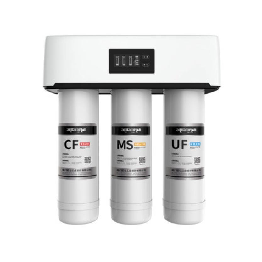 国际品牌同厂同款三级超滤(电显)直饮机AM-13101