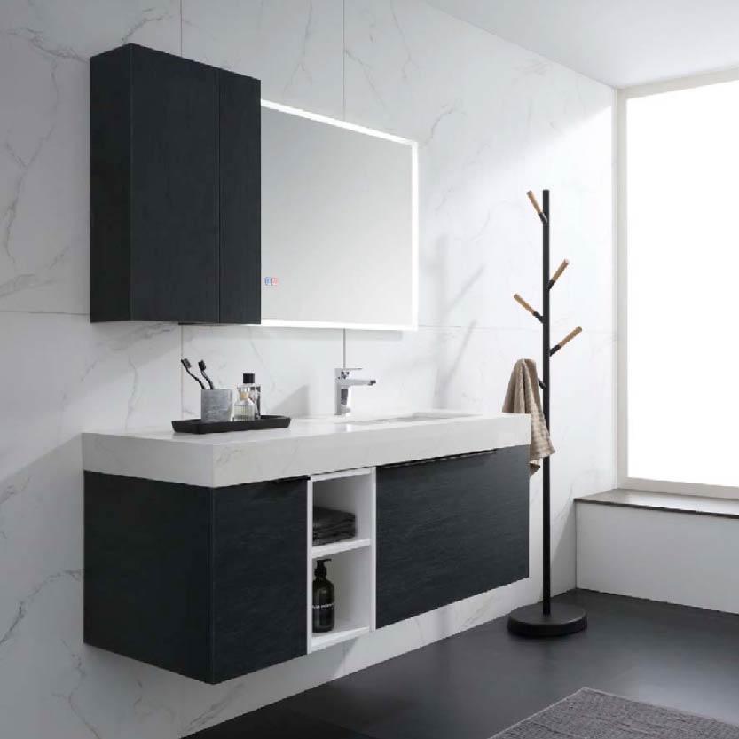 水鹿浴室柜马尔姆 PY23310 PY23312(定制交期图纸签字确认后60天) 购买浴室柜不含龙头与下水