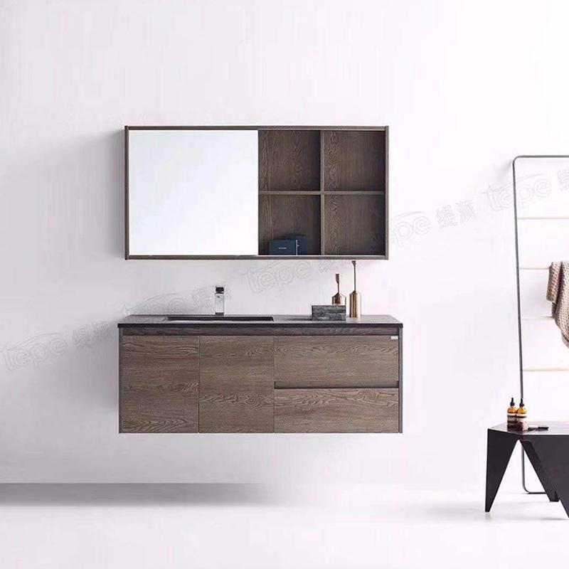 水鹿浴室柜 PY20910 PY20913(定制交期图纸签字确认后60天) 购买浴室柜不含龙头与下水