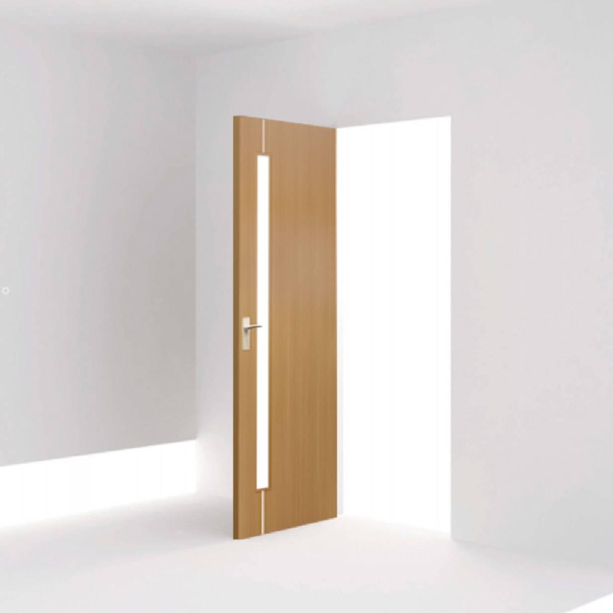 日本大建多层实木免漆环保成品套装门(可定制)
