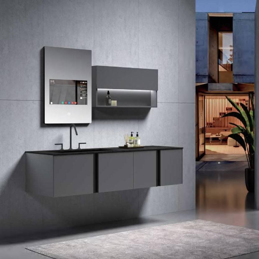 2020浴室柜Pomano波曼诺 PY28716