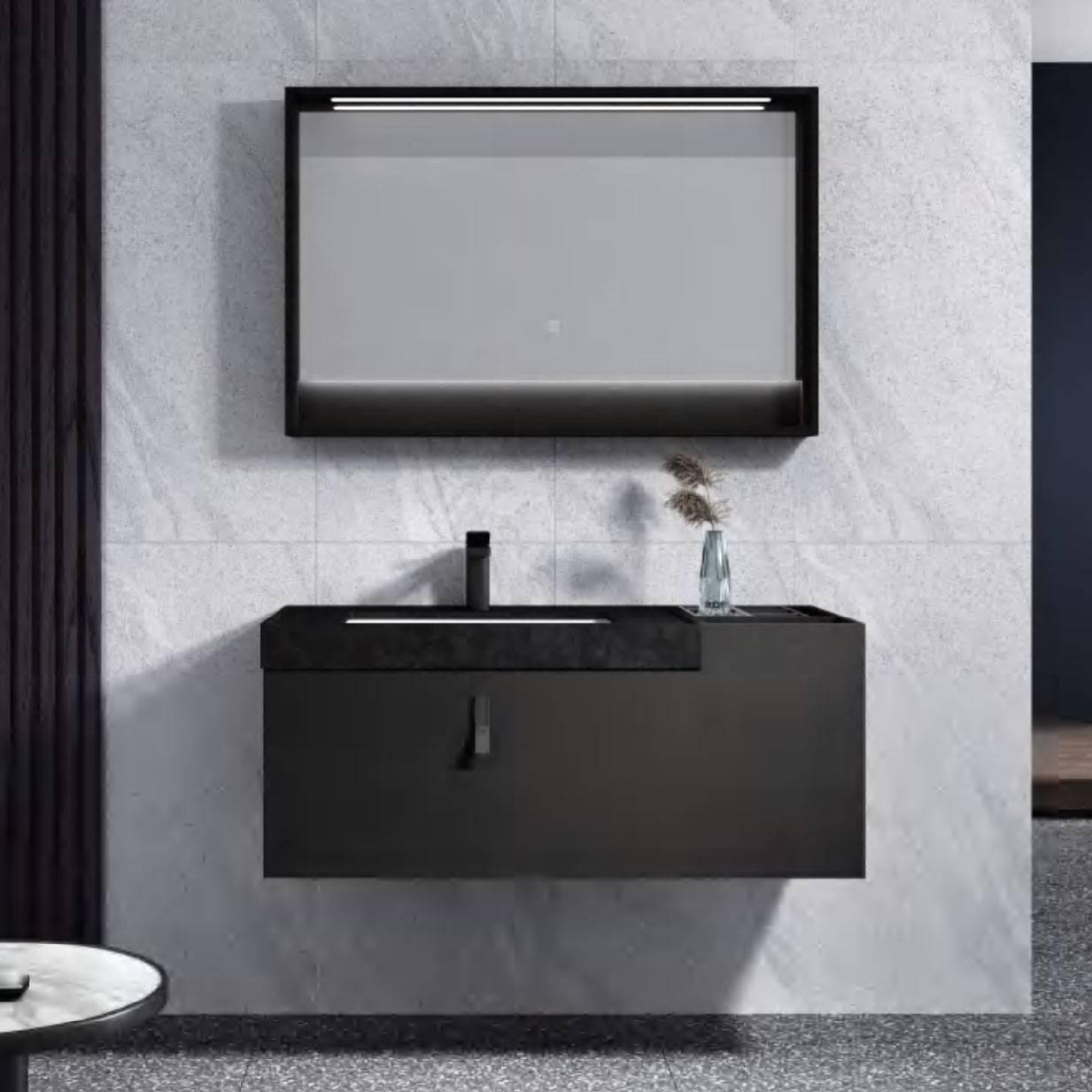 浴室柜Cicely西西里 PY26211(定制交期图纸签字确认后60天) 购买浴室柜不含龙头与下水