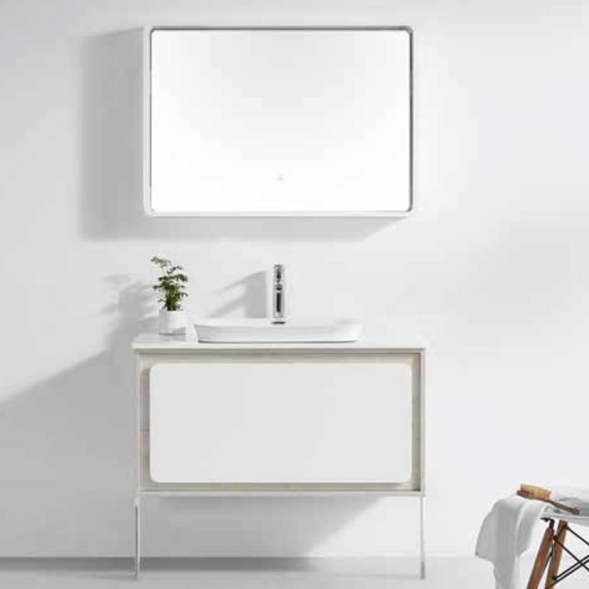 水鹿浴室柜 3410-1(秒杀 不囤货)(购买浴室柜不含龙头和下水)
