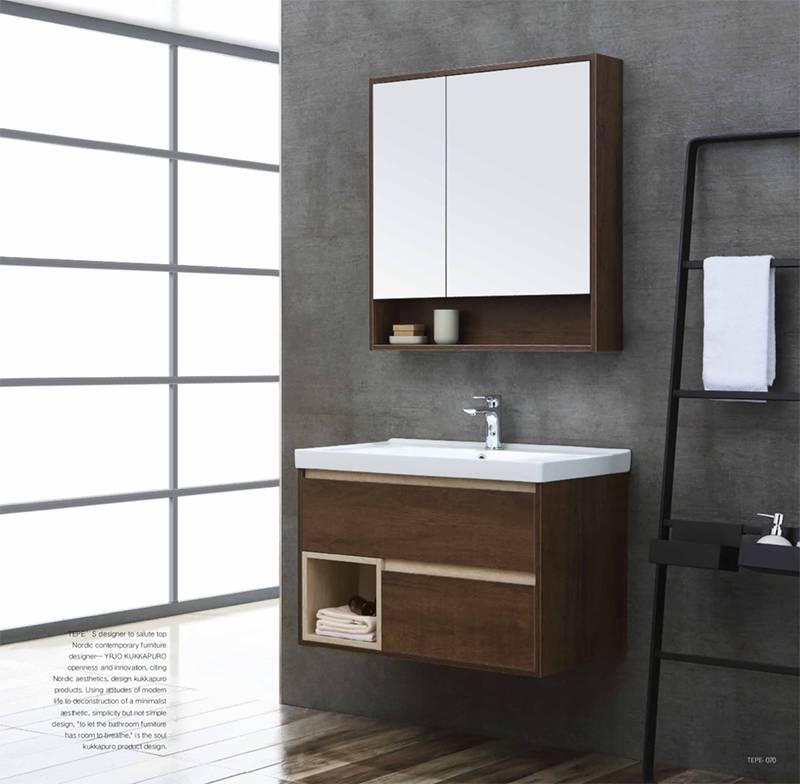 水鹿浴室柜 PY1608-4(购买浴室柜不含龙头和下水)