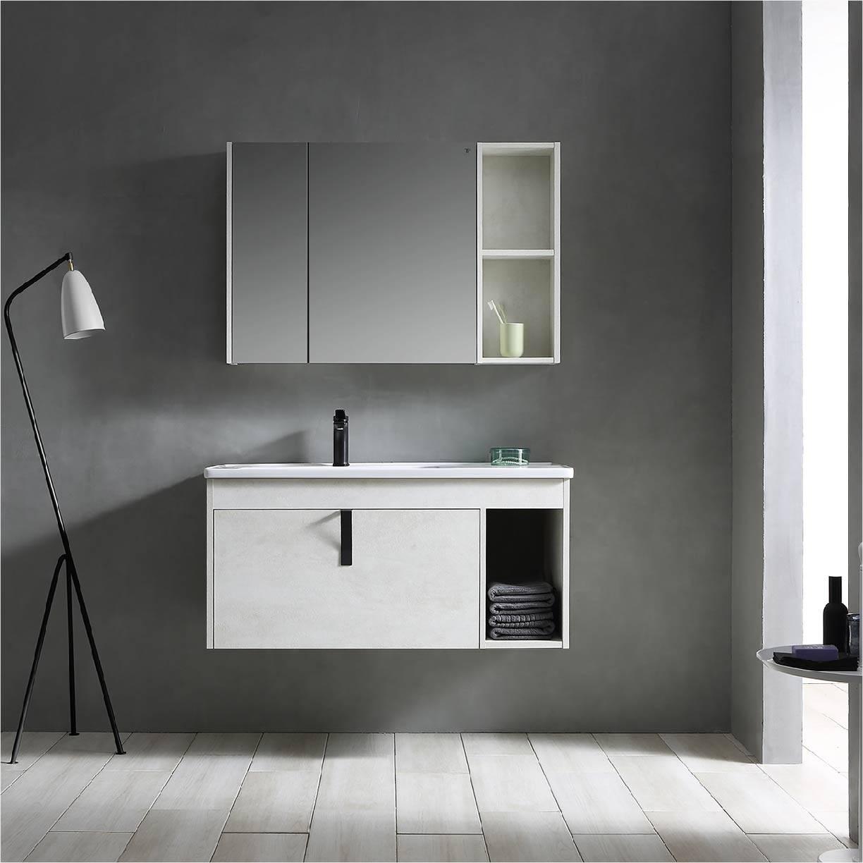 2020浴室柜Alverca艾维卡PY312系列(购买浴室柜不含龙头和下水)