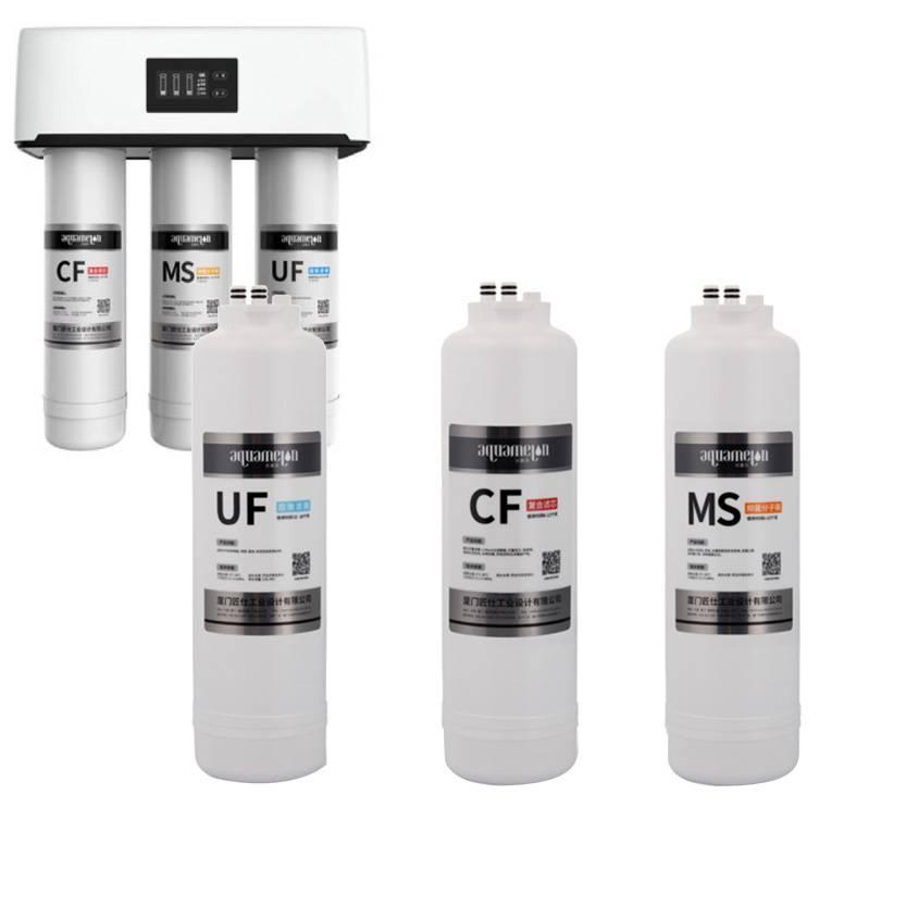 滤芯-国际品牌同厂同款三级超滤(电显)直饮机AM-13101(请仔细核对滤芯的机器型号)
