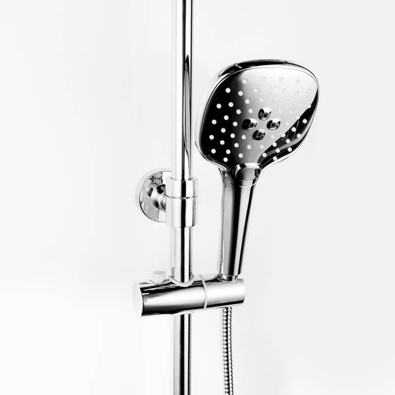 水鹿卫浴-淋浴-恒温-小强恒温淋浴柱套装