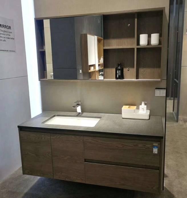 水鹿卫浴-洗面-浴室柜-水鹿精选浴室柜PY20910/PY20913(不含龙头和下水,备注好交期)