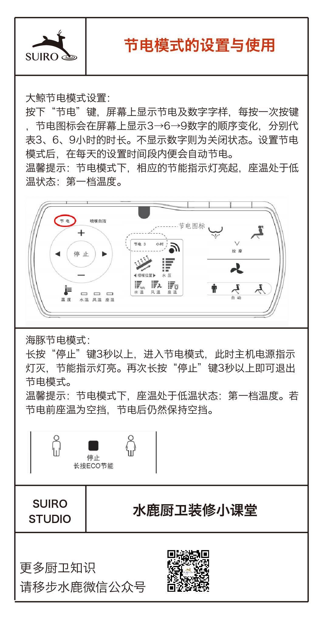 节电模式使用